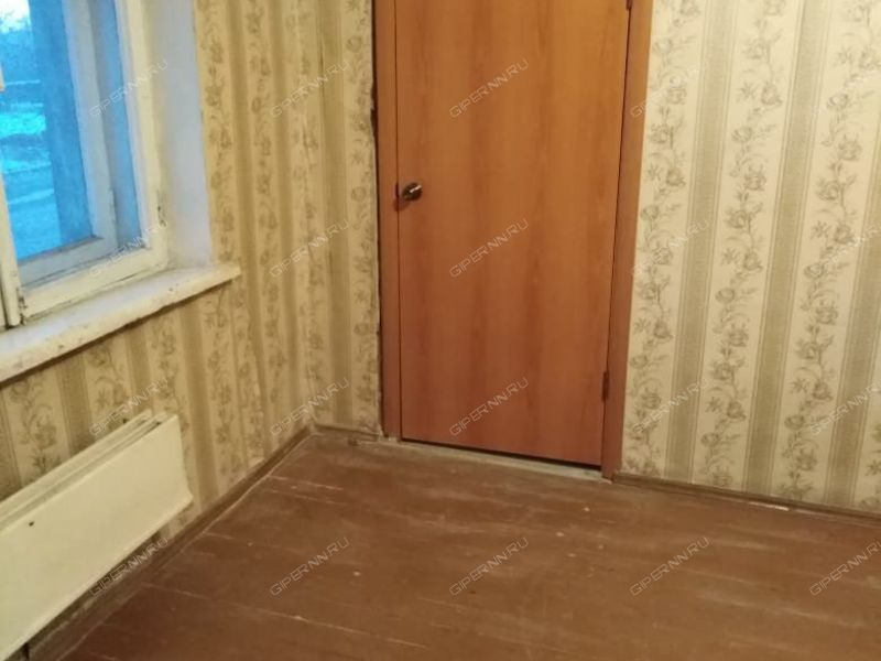 двухкомнатная квартира на улице Челюскинцев город Балахна