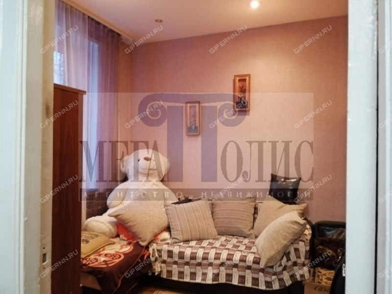 двухкомнатная квартира на улице Ватутина дом 14