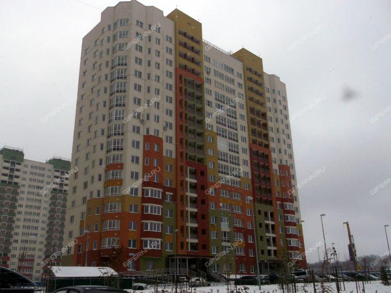 улица Академика Сахарова, 115 к1 фото