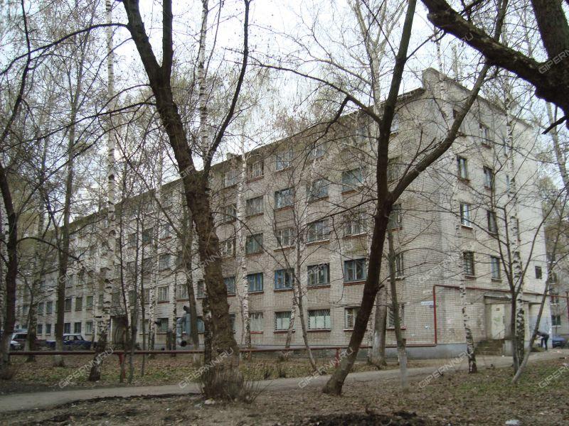 комната в доме 10 к1 на улице Энтузиастов