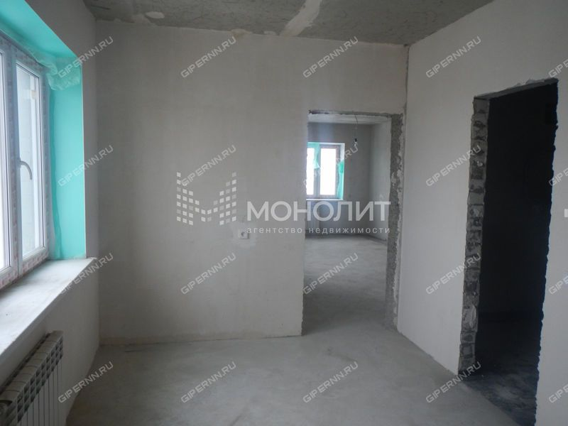 двухкомнатная квартира на улице Бориса Панина дом 7 к6