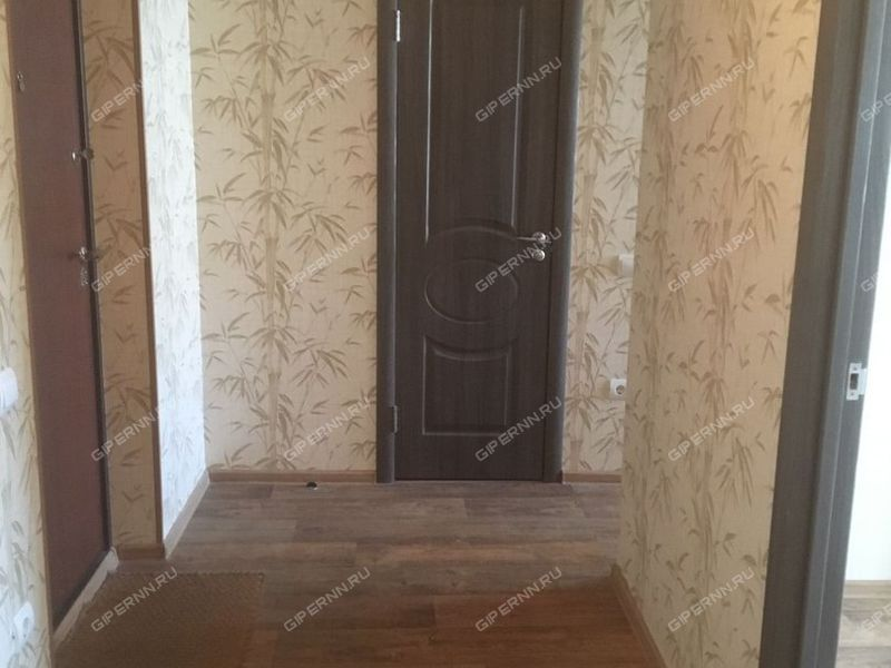 однокомнатная квартира на улице Краснозвёздная дом 31