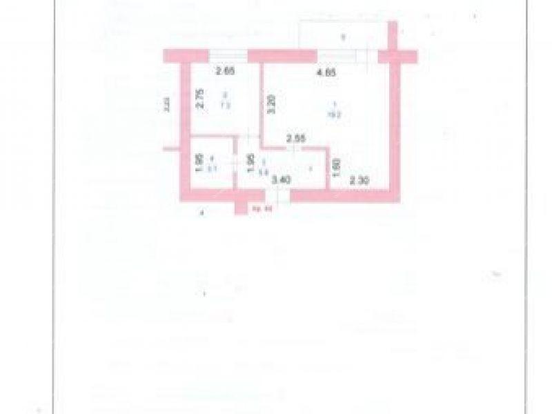 однокомнатная квартира на улице Адмирала Макарова дом 49 город Кулебаки