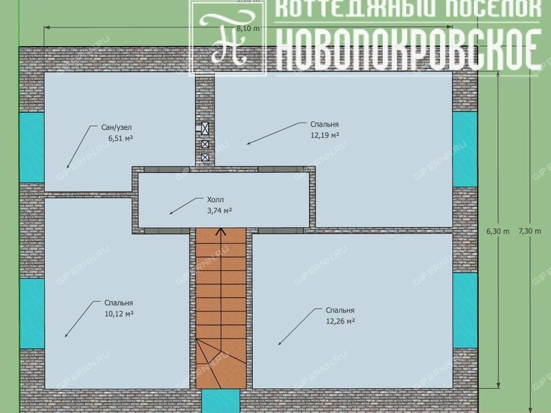 коттедж на Преображенской улице