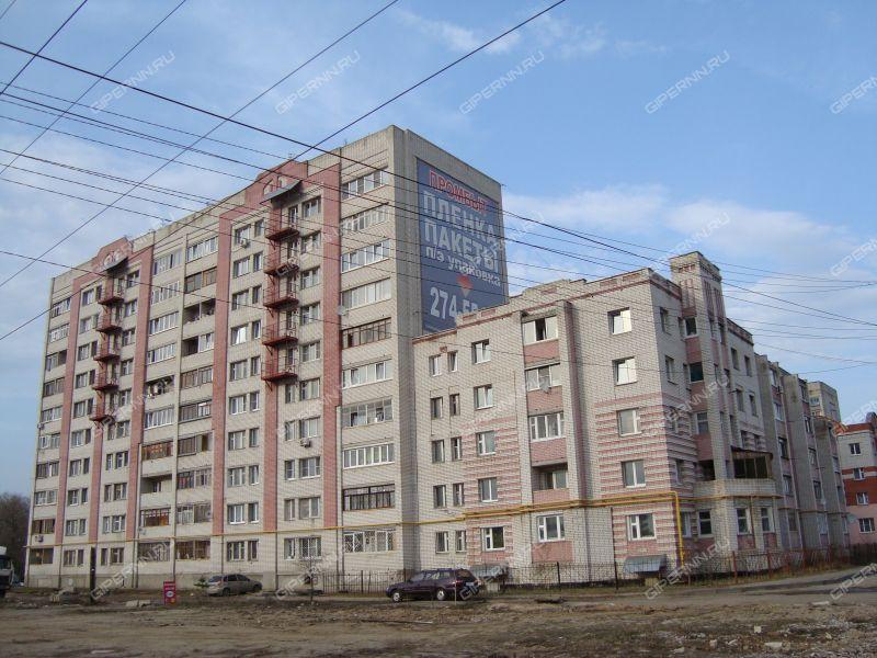 трёхкомнатная квартира на Касимовской улице дом 21