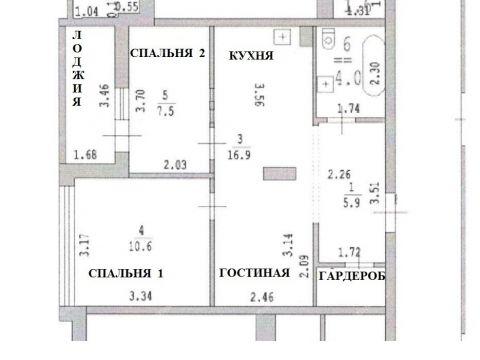 2-komnatnaya-ul-tonkinskaya-d-14a фото