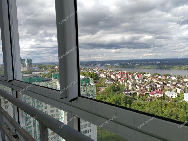 двухкомнатная квартира на улице Лысогорская дом 89 к3