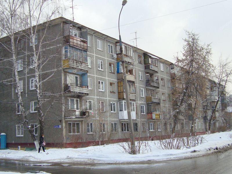 однокомнатная квартира на Дворовой улице дом 34