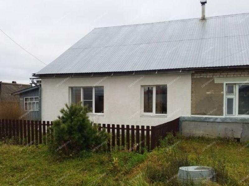 трёхкомнатная квартира на  деревня Карасиха