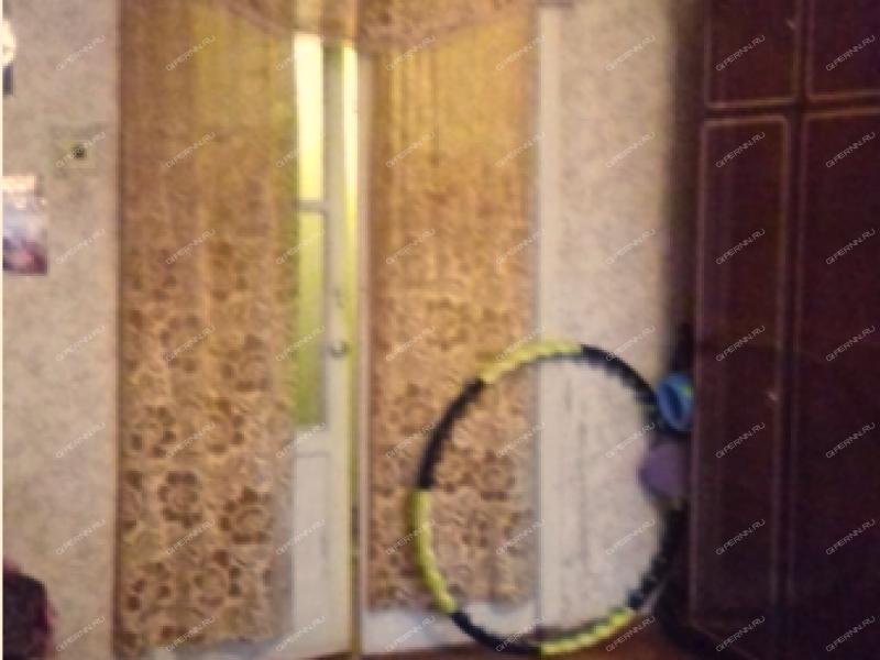 двухкомнатная квартира на улице Центральная дом 4 посёлок Железнодорожный