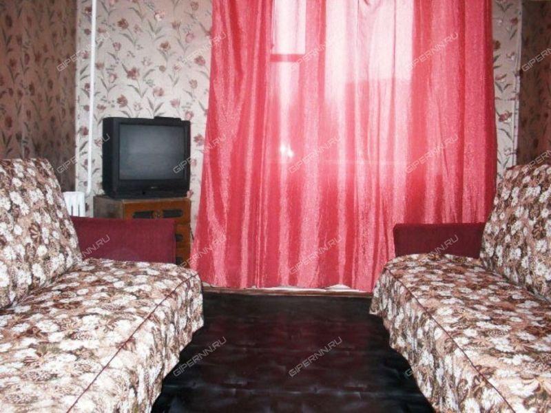 двухкомнатная квартира на улице Лескова дом 3