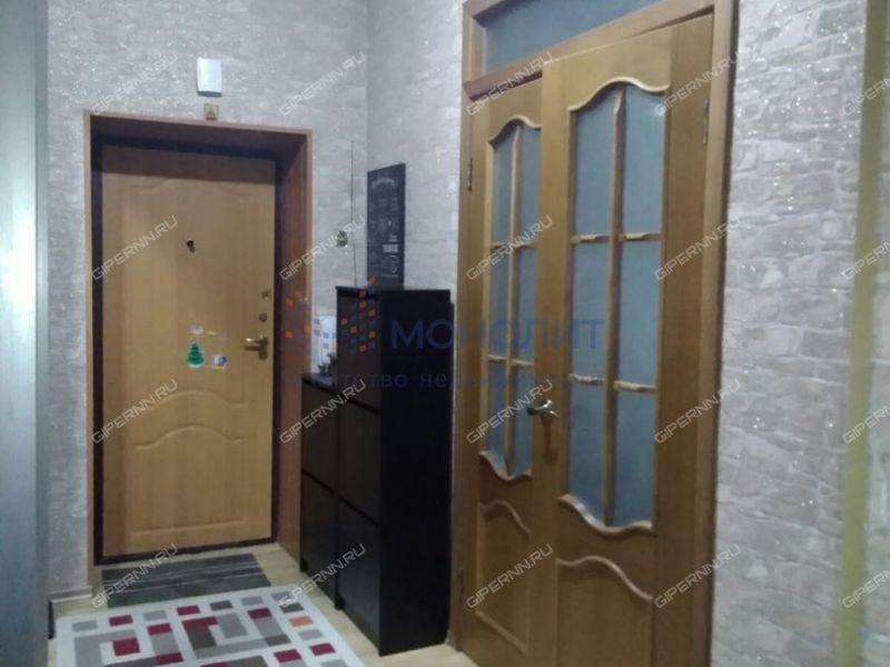 двухкомнатная квартира в переулке Союзный дом 44