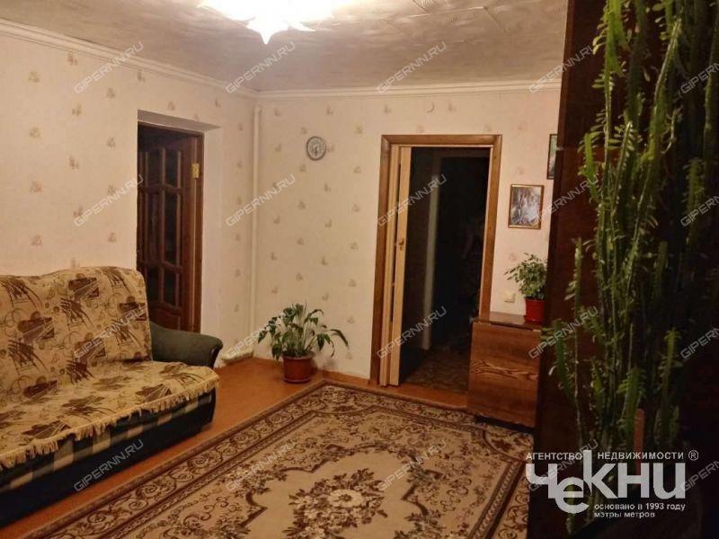 двухкомнатная квартира на улице Заводская посёлок Шпалозавода