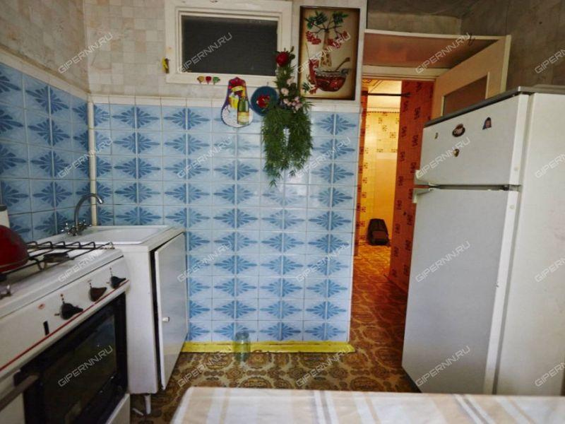 двухкомнатная квартира на улице 1-й микрорайон Щербинки дом 17
