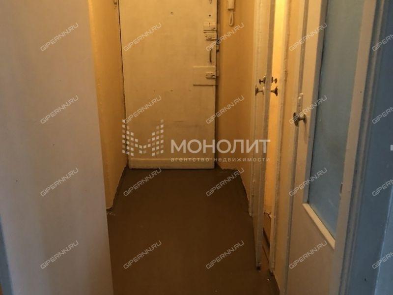 трёхкомнатная квартира на улице Терешковой дом 6 город Дзержинск