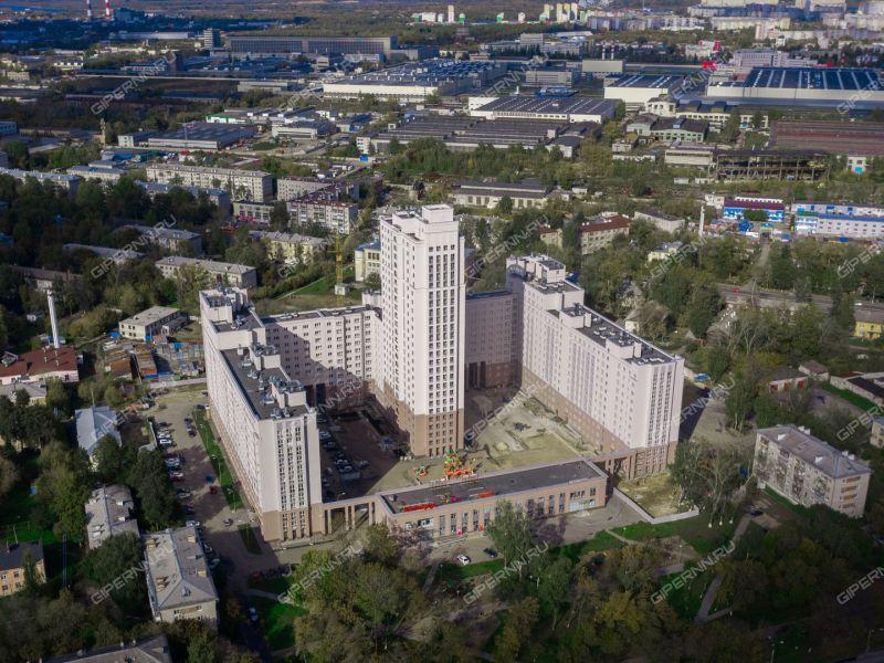 однокомнатная квартира в новостройке на Московском шоссе