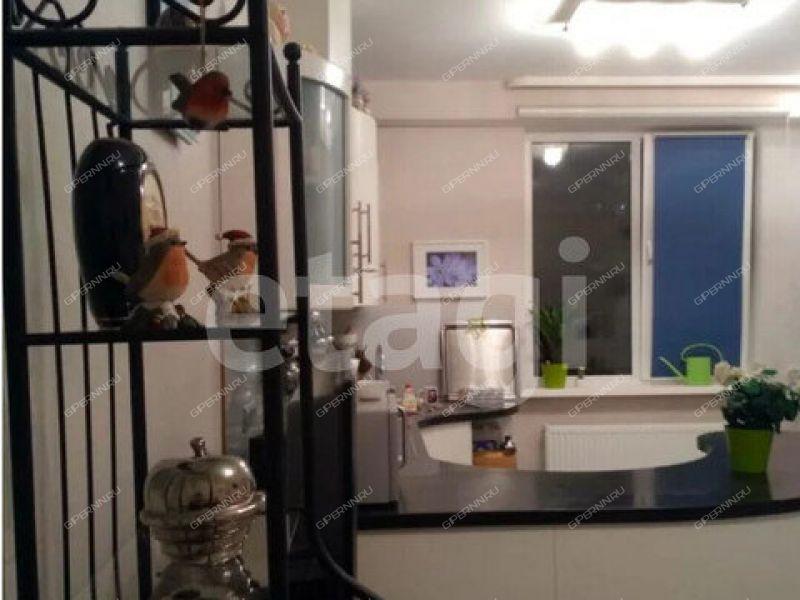 однокомнатная квартира на улице Богородского дом 7 к1