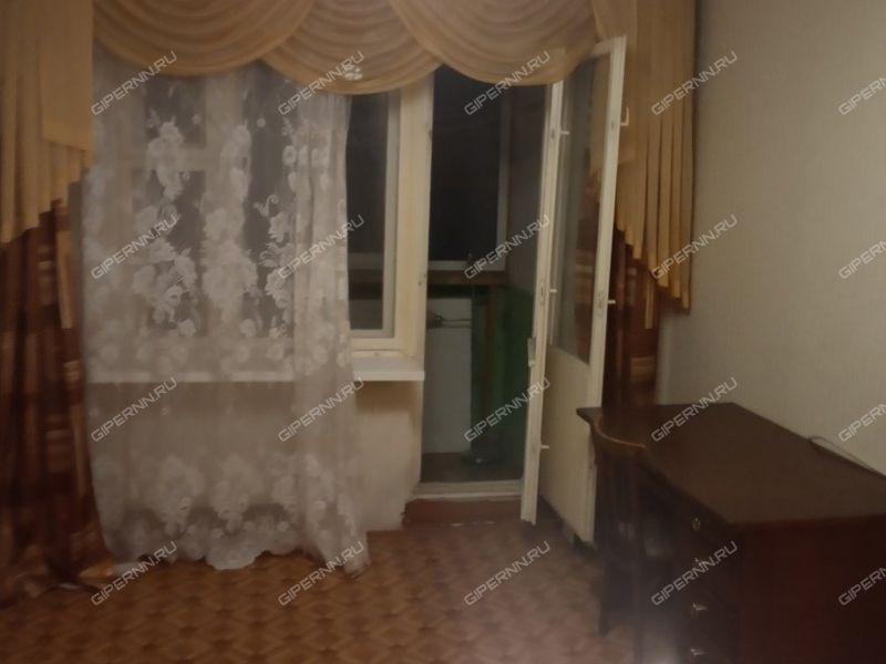 однокомнатная квартира на улице Культуры дом 11 к1
