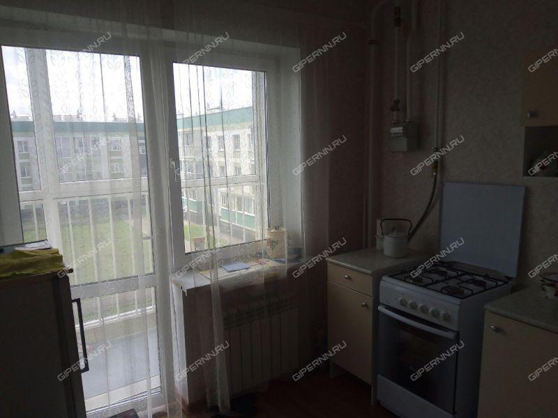 однокомнатная квартира на улице Нижегородская посёлок Новинки