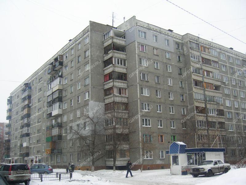 однокомнатная квартира на улице Сергея Есенина дом 35