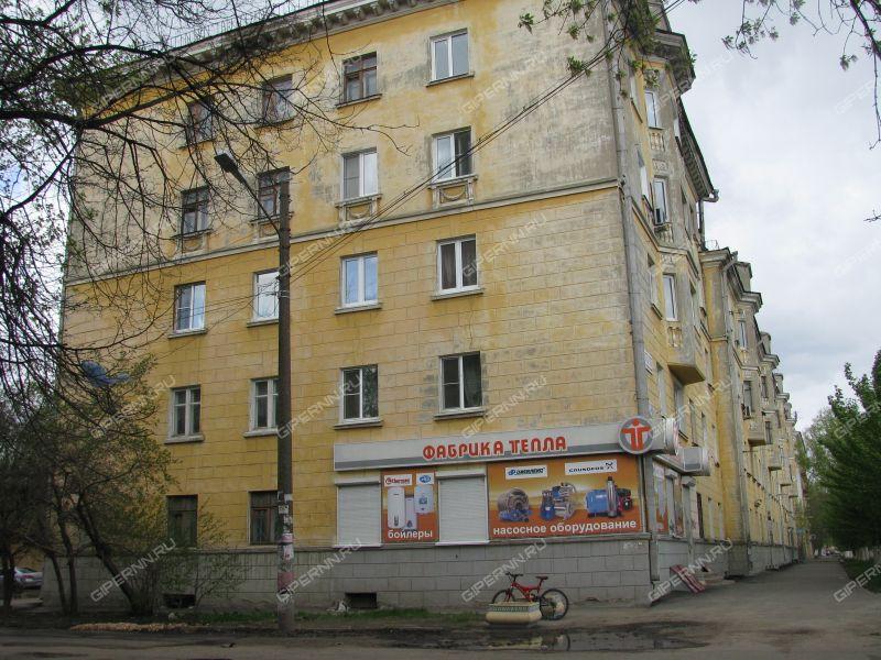 комната в доме 83 на Московском шоссе