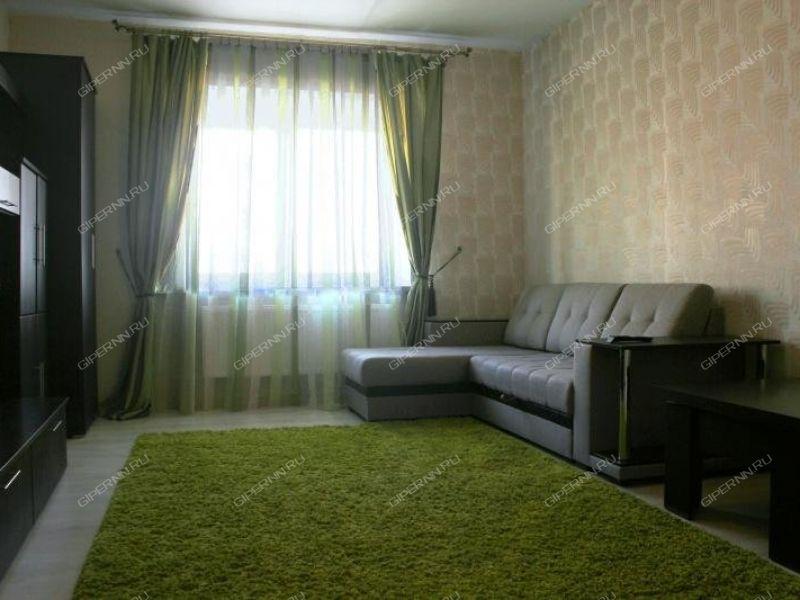 однокомнатная квартира на улице Краснодонцев дом 7