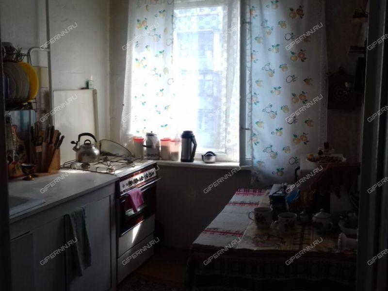 двухкомнатная квартира на улице Адмирала Макарова дом 4 к2