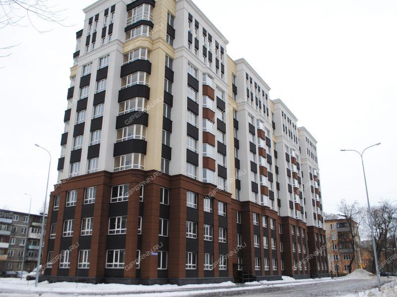 двухкомнатная квартира на улице Куйбышева дом 49 к1