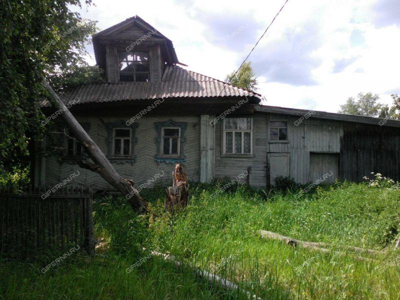 дом на улице Кооперативная посёлок Калиниха