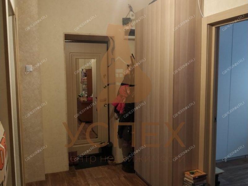 трёхкомнатная квартира на проспекте Кирова дом 11