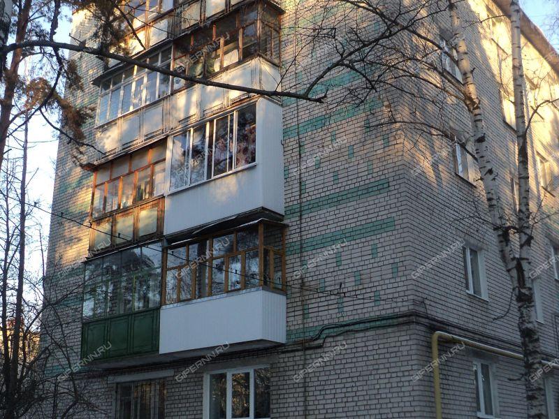 однокомнатная квартира на улице Ульянова дом 17 город Дзержинск