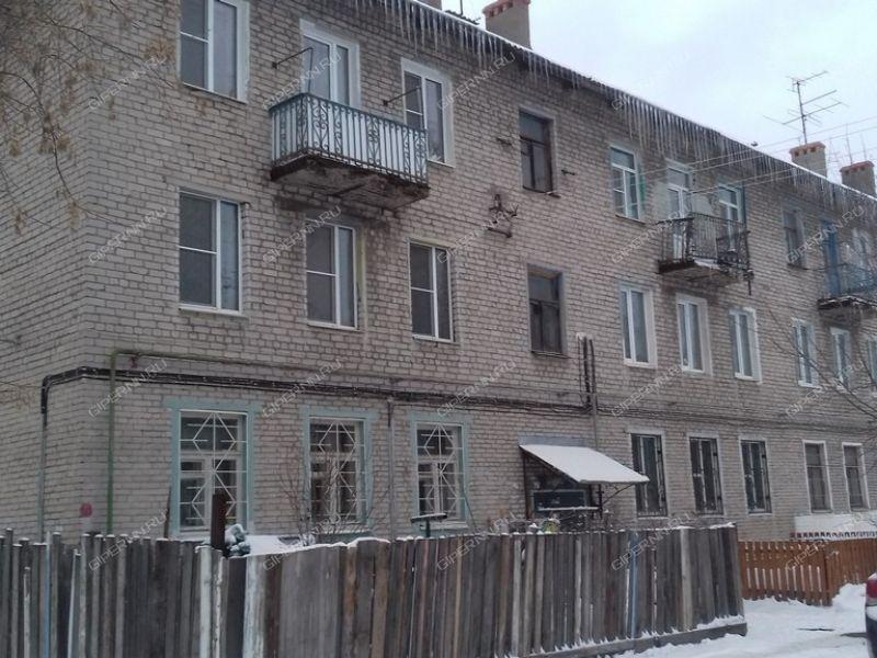 однокомнатная квартира на улице Студенческая дом 57В город Дзержинск
