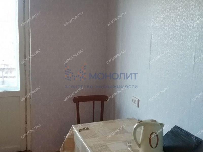 однокомнатная квартира на улице Полевая дом 3 посёлок Буревестник