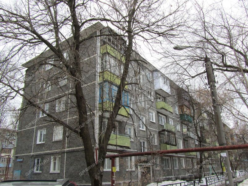 двухкомнатная квартира на проспекте Ленина дом 47 к1