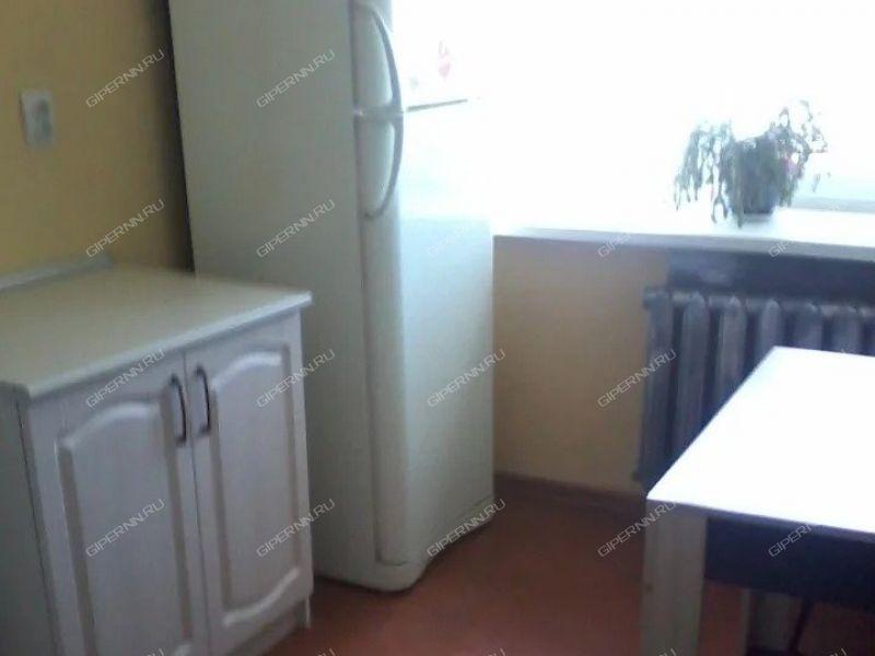 двухкомнатная квартира на улице Нижегородская дом 10