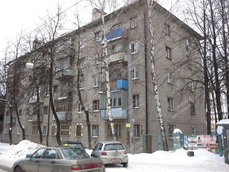 двухкомнатная квартира на улице Ильинская дом 162