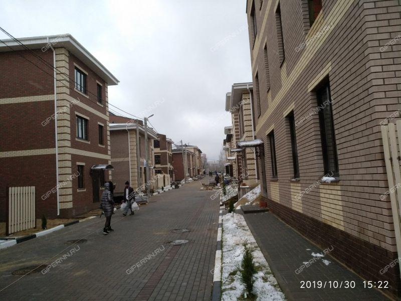 таунхаус на улице Родионова