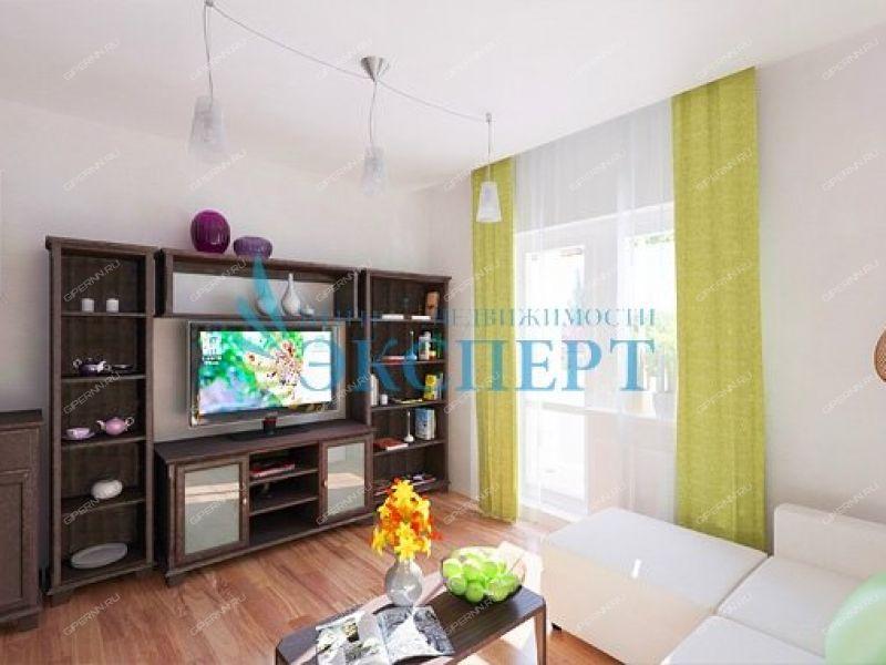двухкомнатная квартира в Инженерном проезде дом 3 посёлок Новинки