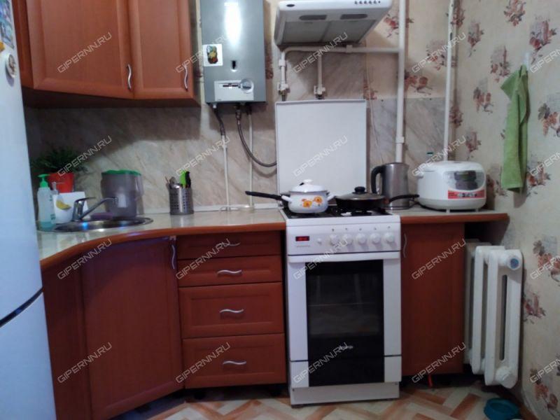 однокомнатная квартира на улице Школьная дом 51 посёлок Ждановский