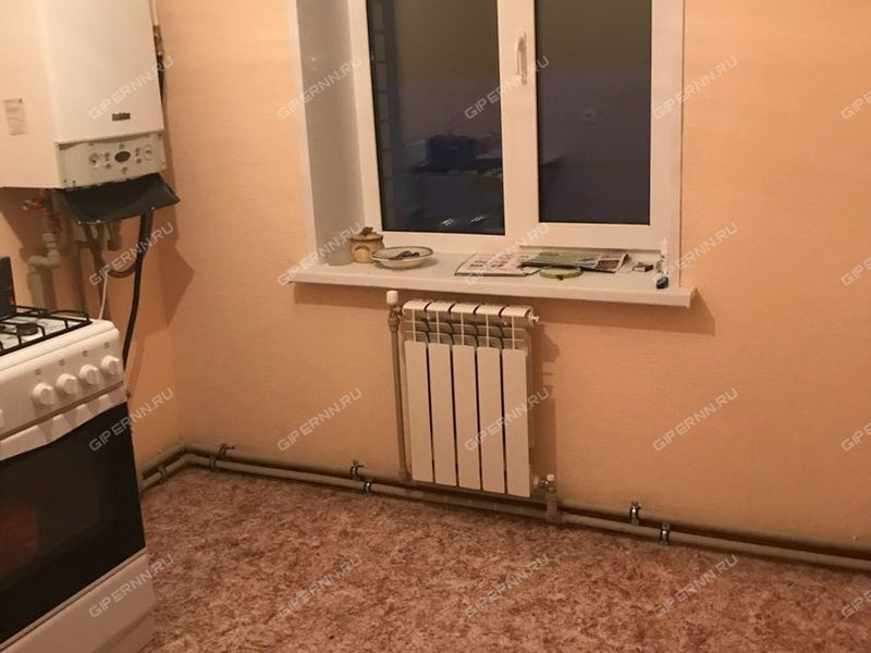 трёхкомнатная квартира на улице Лесная дом 31 село Дуденево