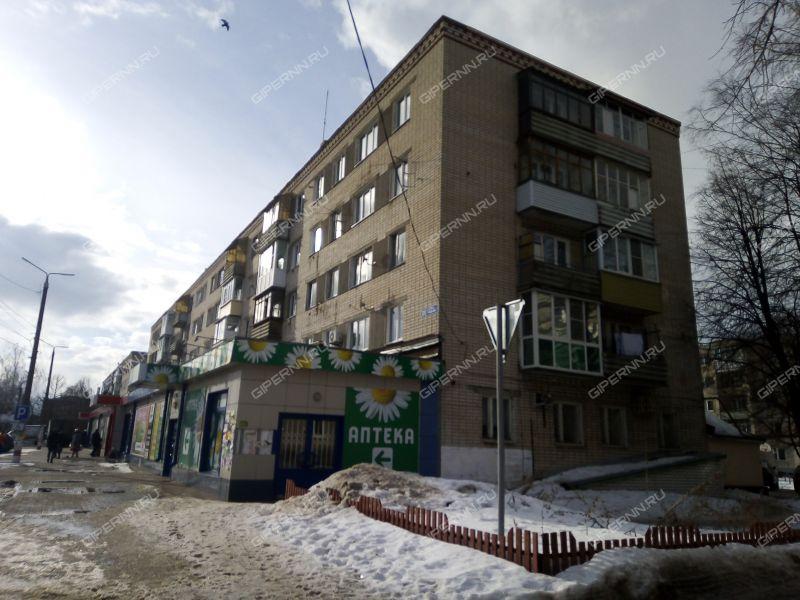 трёхкомнатная квартира на улице Кирова дом 25 город Городец