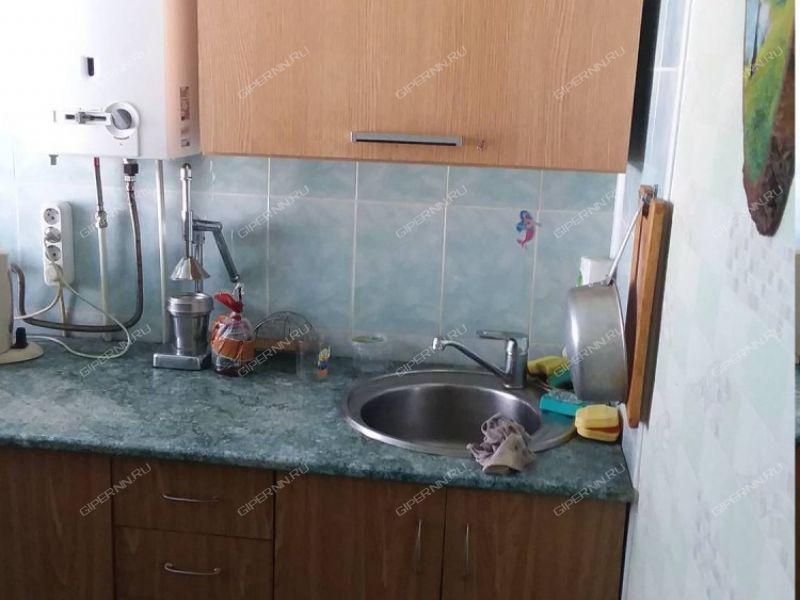 однокомнатная квартира на улице Василия Иванова дом 23