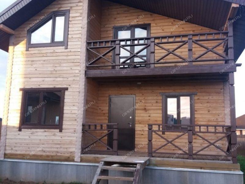 дом на улице Васильковая деревня Кусаковка