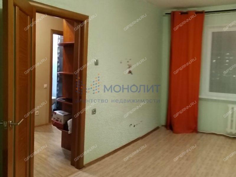 однокомнатная квартира на улице Верхне-Печёрская дом 14 к1