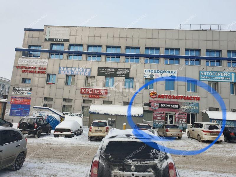 помещение под торговую площадь на проспекте Гагарина