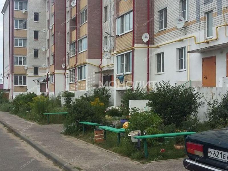 однокомнатная квартира на улице Мира дом 9а посёлок Память Парижской Коммуны