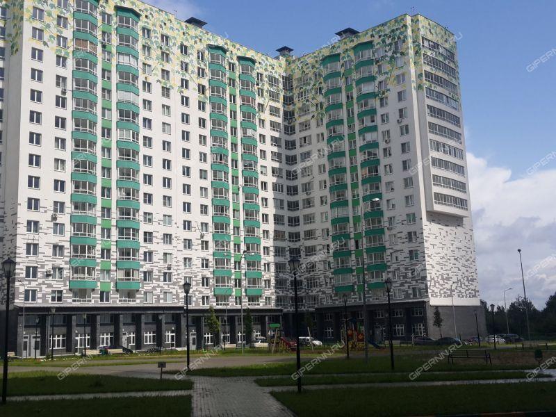 двухкомнатная квартира на улице Лысогорская дом 89 к1
