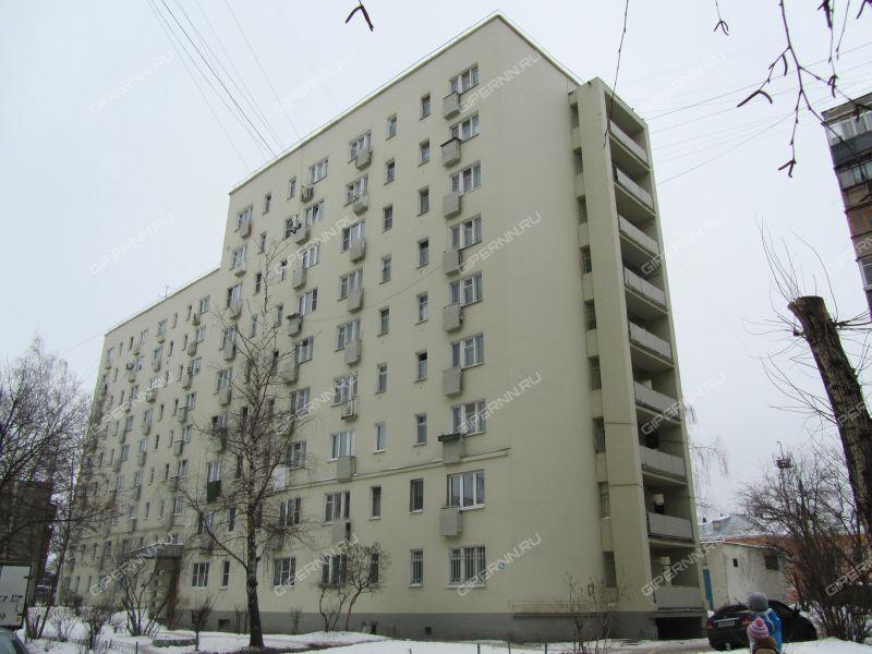 однокомнатная квартира на улице Витебская дом 4