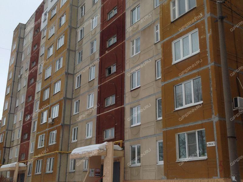 двухкомнатная квартира на проспекте Победы дом 5 город Кстово