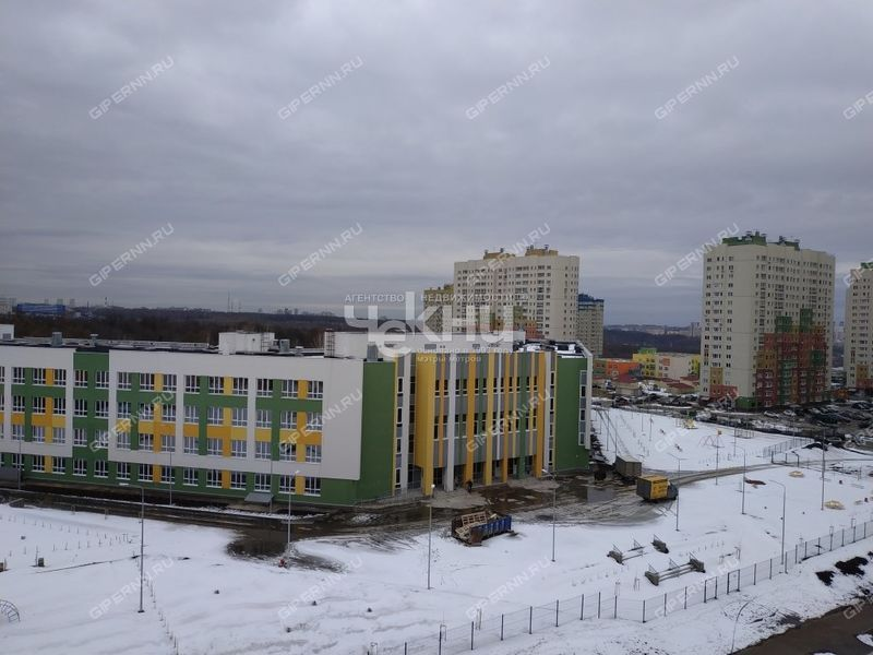 двухкомнатная квартира на улице Академика Сахарова дом 113